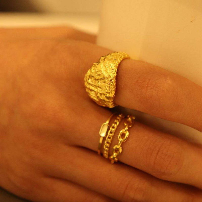 Structured Ring