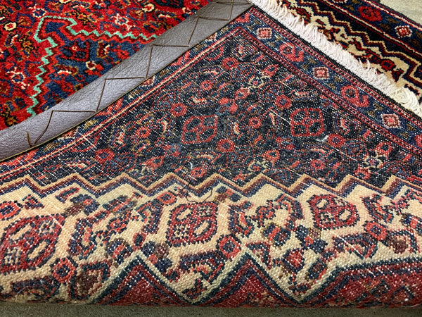 "Antique Persian Mini Rug, 2'3""x3'5"""