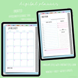 Daily Life Planner - Colorful
