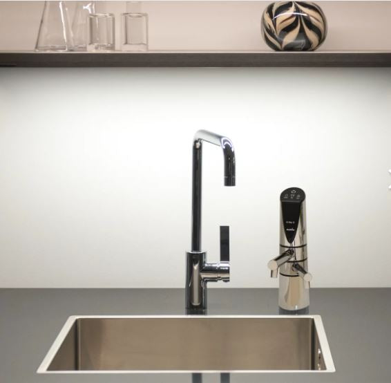 The Delphi H2 Undersink Water Ionizer