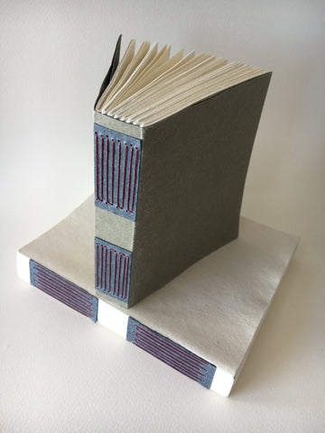 #5116 Archival Long Stitch Binding, April 24 am, with Anne Covell