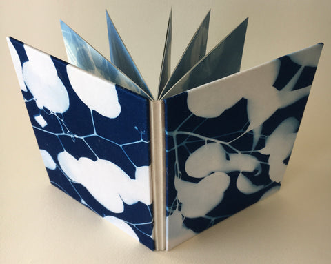 BookArtsLA drum leaf binding Anne Covell