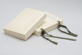 #5068 Limp Vellum Binding in the Style of Kelmscott Press, Karen Hanmer - Nov 2