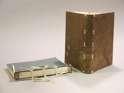 #5062 Limp Vellum Binding, with Anne Covell - May 18-19