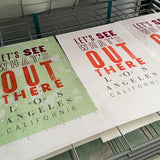 #7024 Type Slam, letterpress wood type - Nov 16 from 6 pm to 10 p