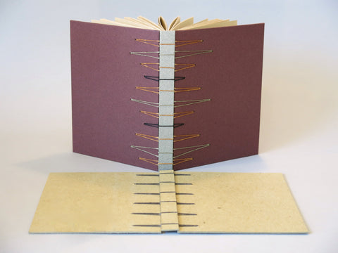 #5080 Crisscross Binding (aka Secret Belgian), with Anne Covell - April 4