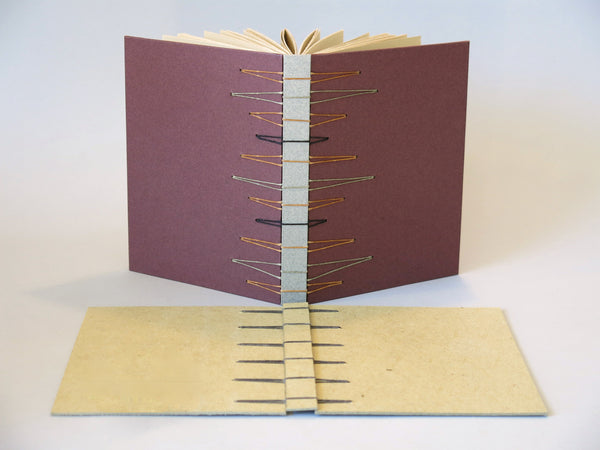 #5047 Secret Belgian Binding, with Anne Covell - August 19