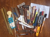 #1036 Book Binder's Tool Kit, with Danita Rafalovich - March 28