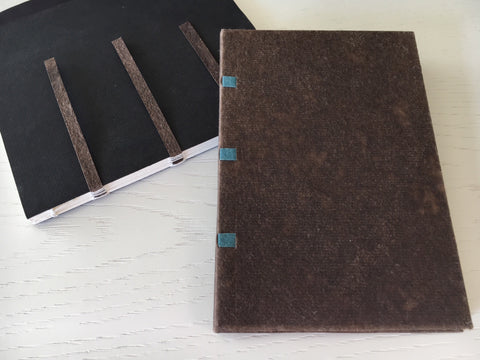 #5078 Slotted Tape/Papercase Binding, with Anne Covell - Mar 22, 9 to noon