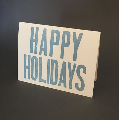 #2049 - Holiday Cards! Improvisational Letterpress with Annemarie Munn - Dec 8