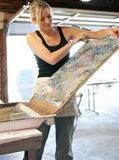#4006, Introduction to Marbling with Barb Skoog, June 3-4