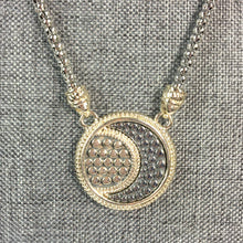 Load image into Gallery viewer, John Hardy Inspired Moon Necklace
