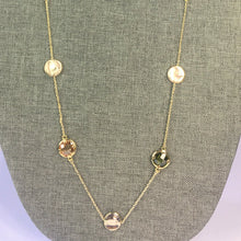 Load image into Gallery viewer, Bicego Inspired Multi-Stone Necklace