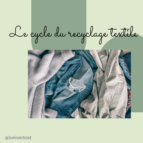 recyclage textile