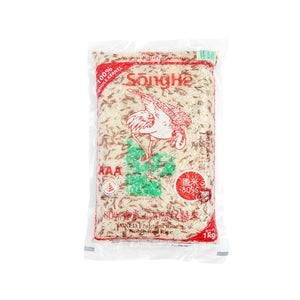 SongHe Mixed Fragrant Rice + Noble Red Rice (1kg)