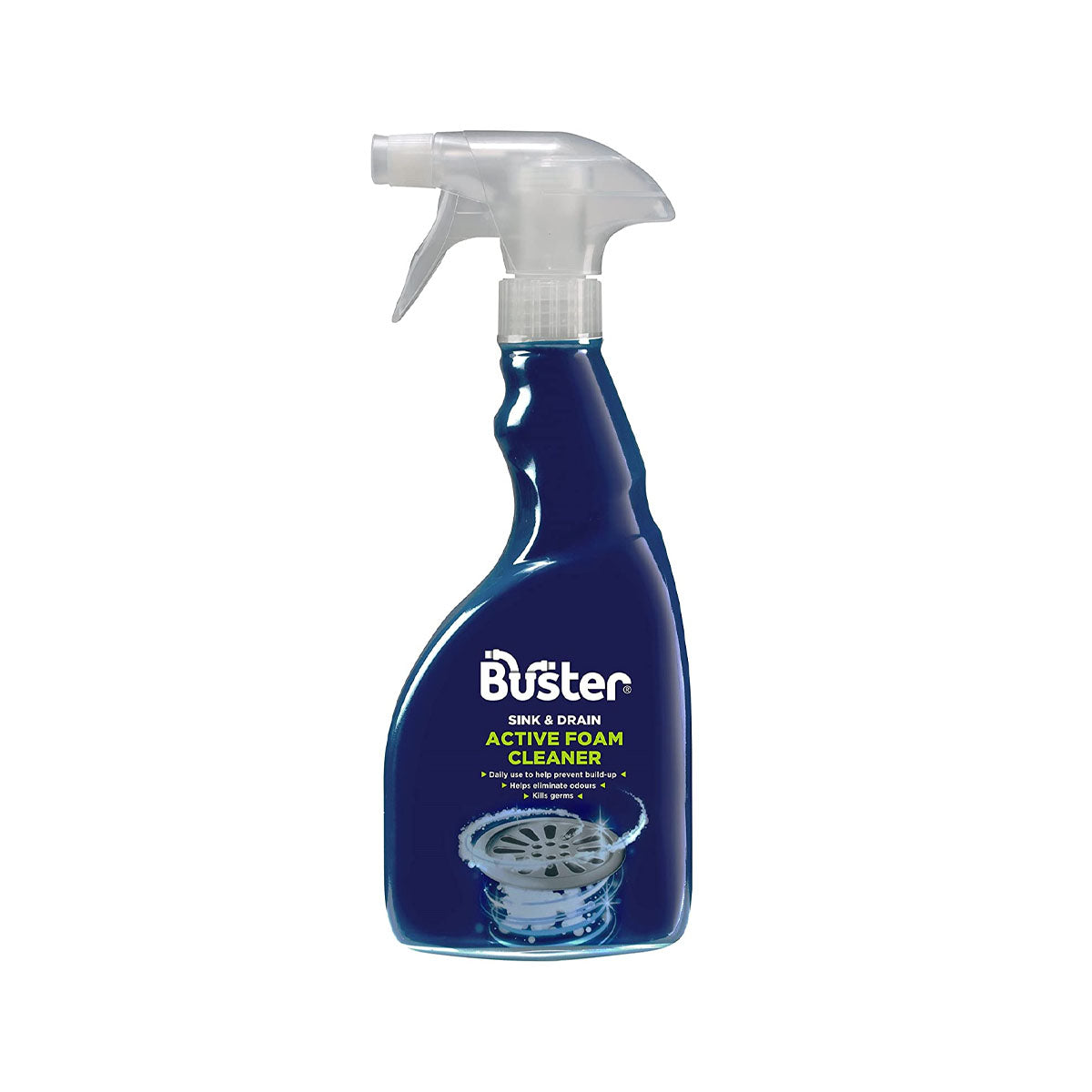 Buster Sink & Drain Active Foam Cleaner (500ml)