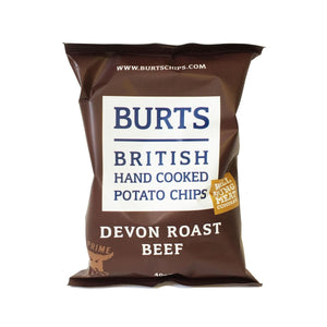 Burts Devon Roast Beef Potato Chips (40g)