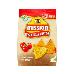 Mission Triangle Yellow Tomato Fried Chips (170g)