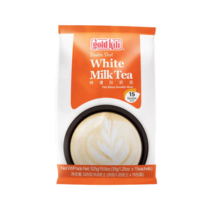 Gold Kili Double Shot White Milk Tea