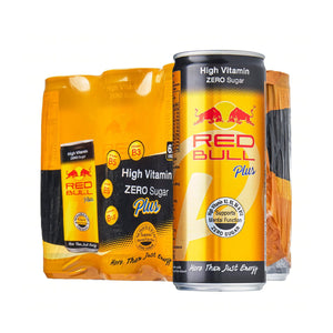 Red Bull Zero Sugar Plus