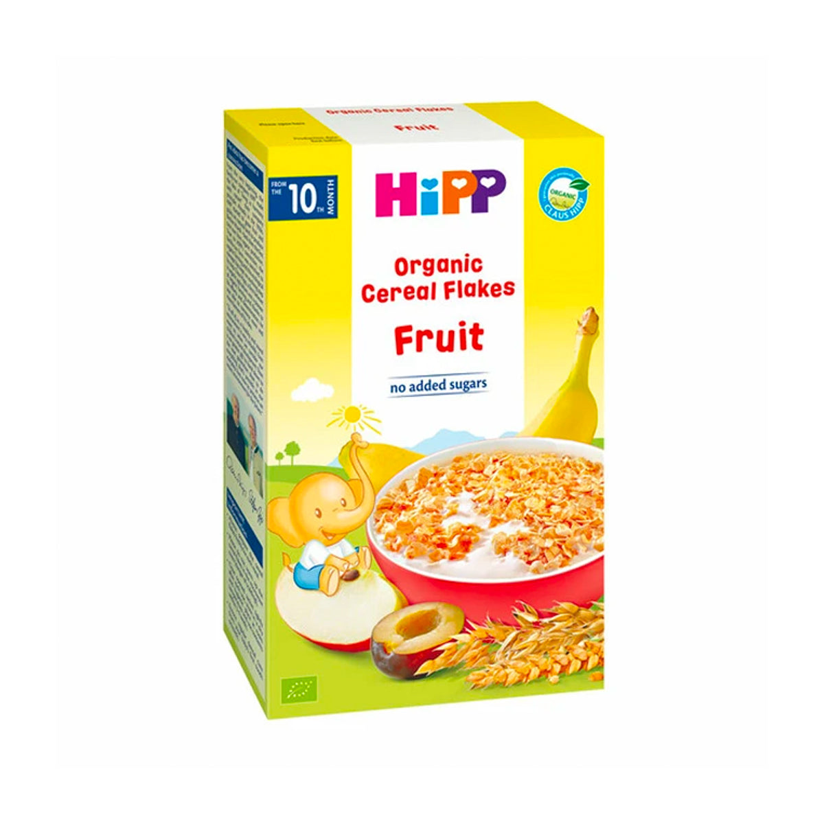 HiPP Organic Cereal Flakes Fruit (200g)