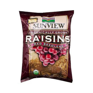 Sunview Raisins Red Snack Pack (198g)