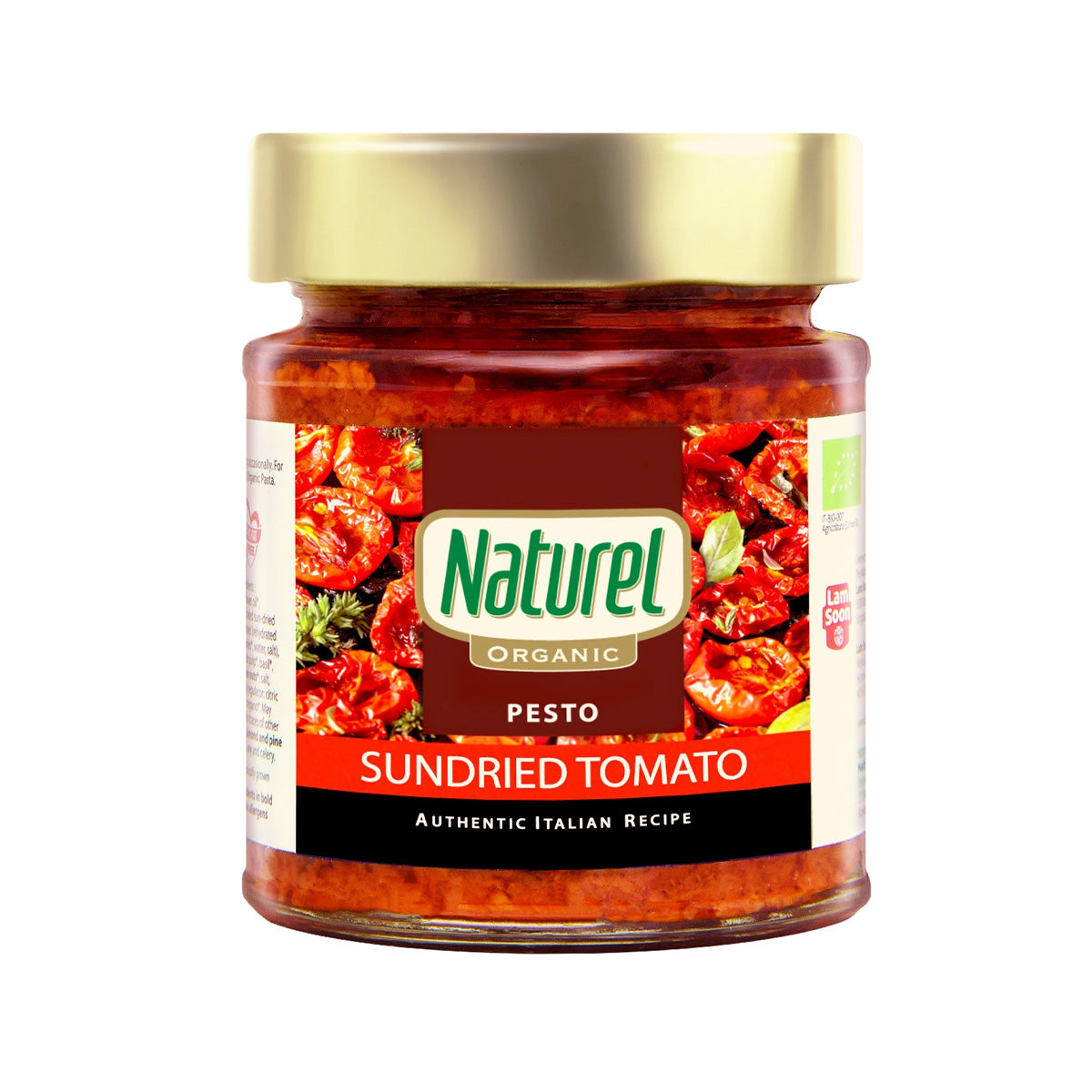 Naturel Organic Sundried Tomato (140g)