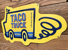 Load image into Gallery viewer, Taco Truck Tin Tacker