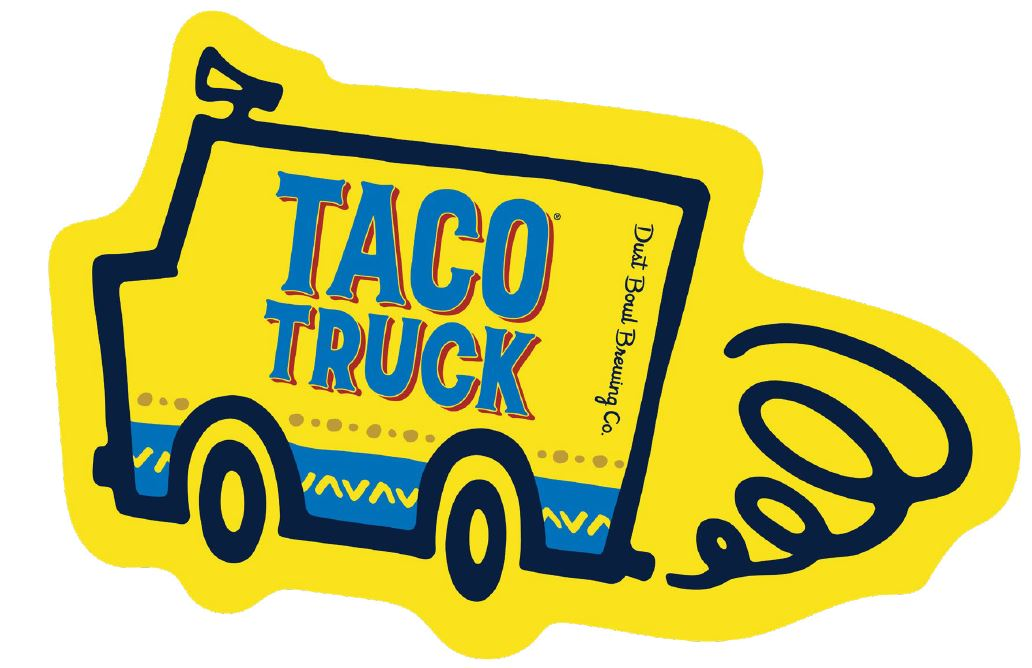 Taco Truck Tin Tacker