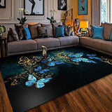 tapis-salon-papillon