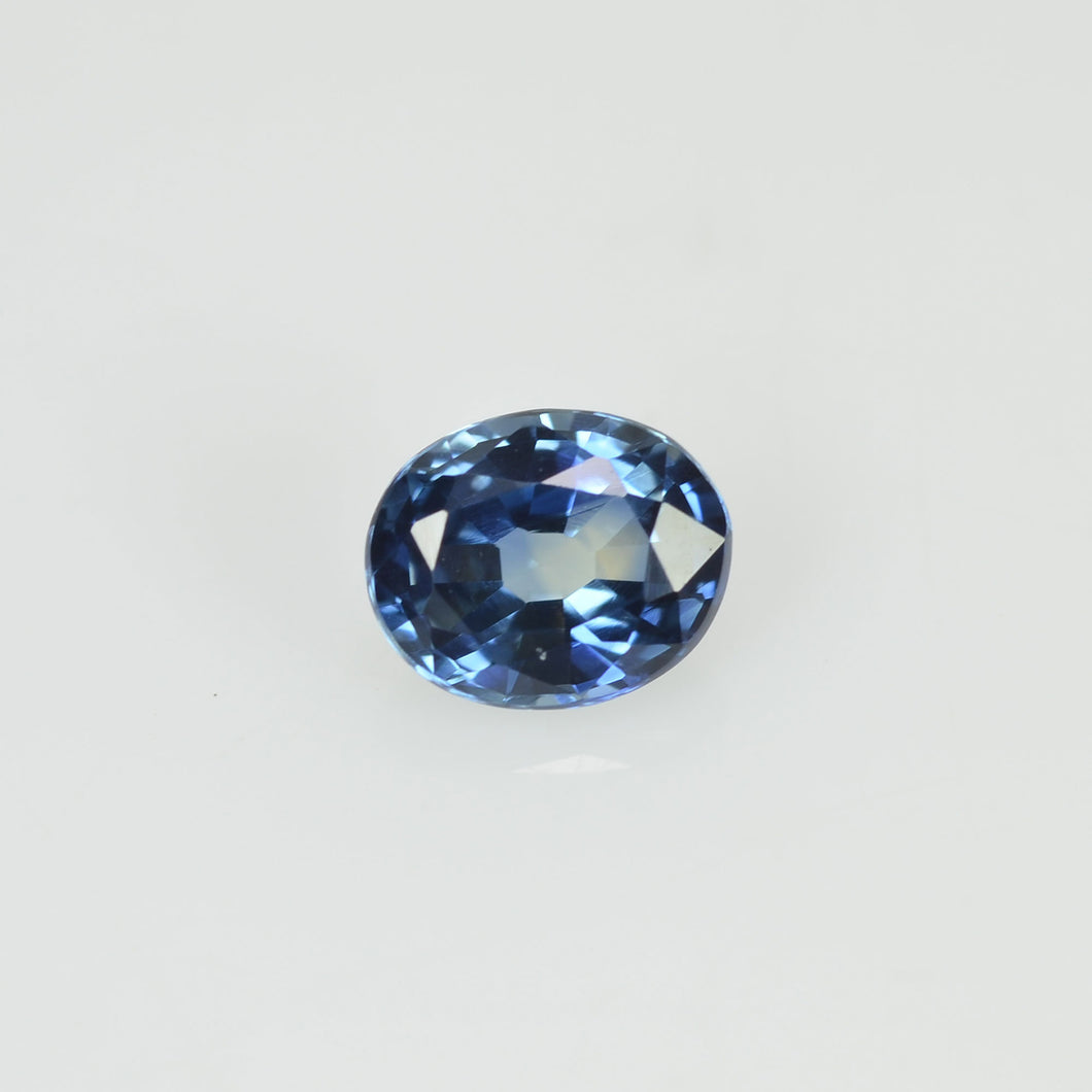 0.34 cts Natural Blue Sapphire Loose Gemstone Oval Cut