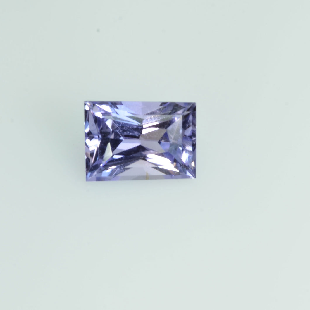 0.64 cts Natural Fancy Sapphire Loose Gemstone Baguette Cut
