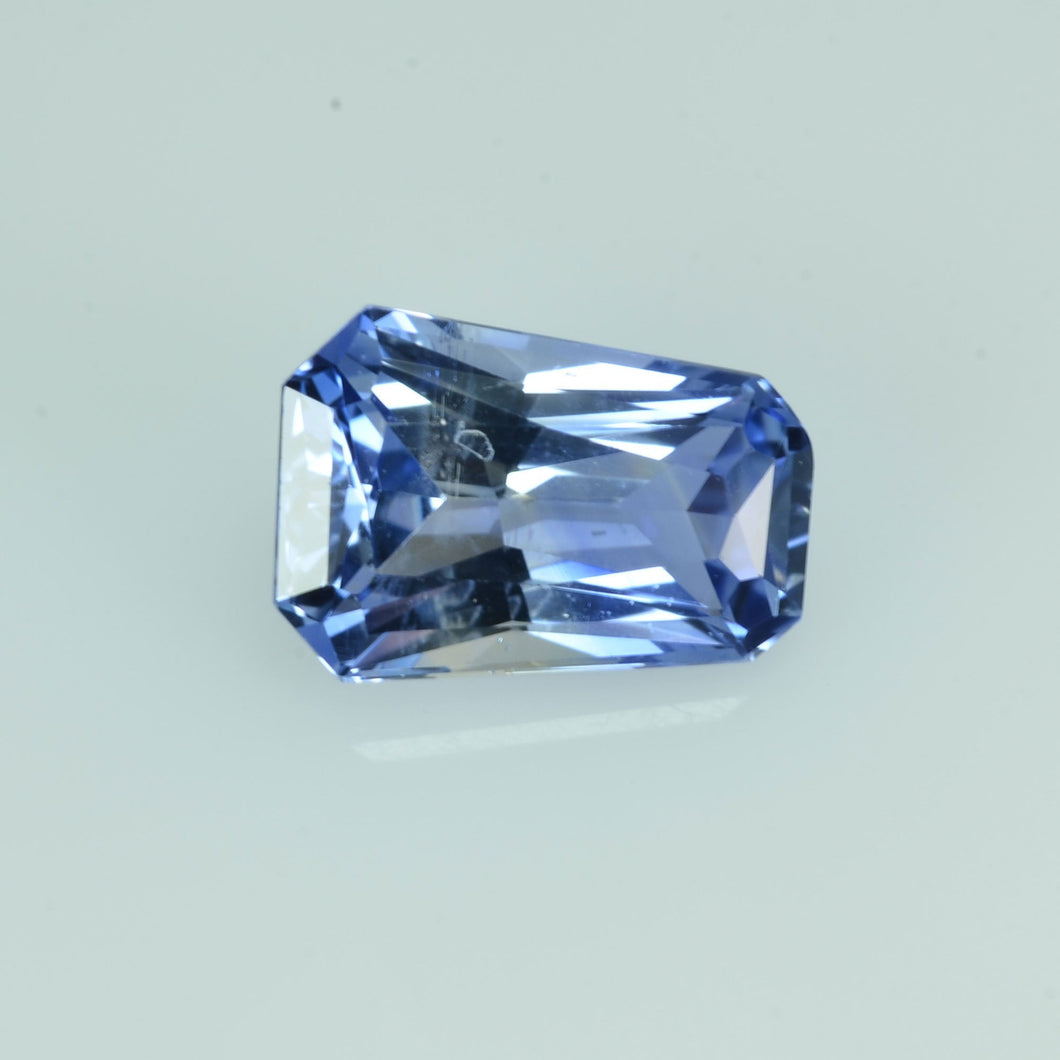 1.20 cts Natural Fancy Sapphire Loose Gemstone Taper Cut