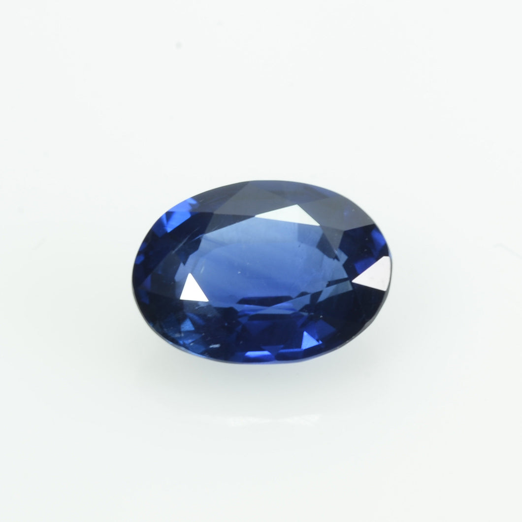 1.28 cts Natural Blue Sapphire Loose Gemstone Oval Cut