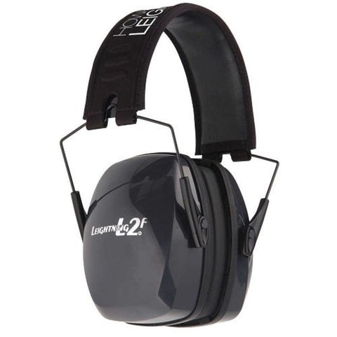 Howard Leight Leightning L2F Hearing Protection Earmuffs, Folding, #R-01525