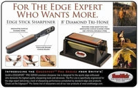Smith's Edge Stick Knife & Broadhead Sharpener Fine 750 Diamond Grit NEW #50047