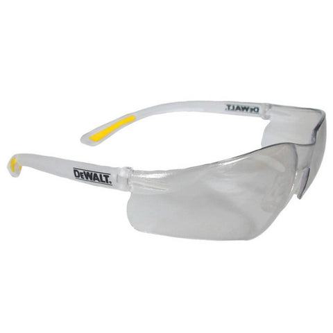 DeWalt Contractor Pro Safety Glasses, Indoor/Oudoor Frame & Lens #DPG52-9D