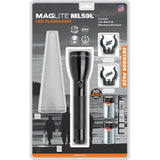 MAGLITE Outdoor Pack LED Flashlight Bundle, 490 Lumens, Clam Pack #ML50L-I2TQG