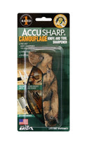 AccuSharp Classic Regular Knife & Tool Sharpener, Camo, Camouflage #005C