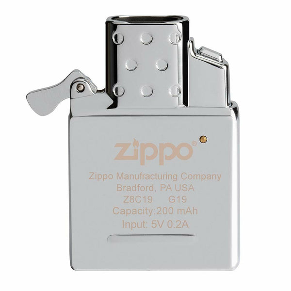 Zippo Arc Lighter Insert, USB Rechargeable Electric Lighter Insert Plasma #65828