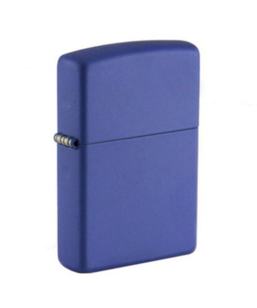 Zippo Classic Royal Blue Matte, Genuine Windproof Lighter #229