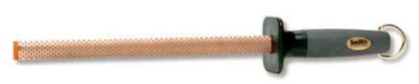 "Smith's Diamond Sharpening Rod 10"" Oval, Fine 750 Grit #3001"