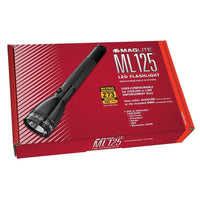 MAGLITE ML125 LED Rechargeable Flashlight System, 193 Lumens #ML125-33014