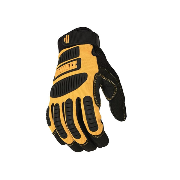 DeWalt DPG780 XL Black and Yellow Mechanic Work Glove #DPG780XL