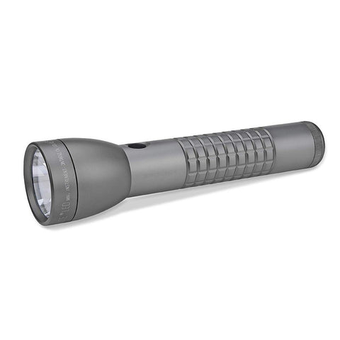 MAGLITE ML300LX, LED 2-Cell D Flashlight, Urban Gray #ML300LX-S2RJ6