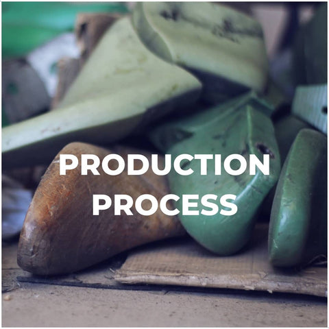 We explain the production process of your Beflamboyant vegan shoes