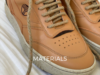 Materials vegan sneakers