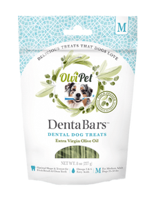 OlviPet DentaBars Medium