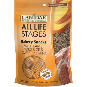 All Life Stages Bakery Snack Dog Treats