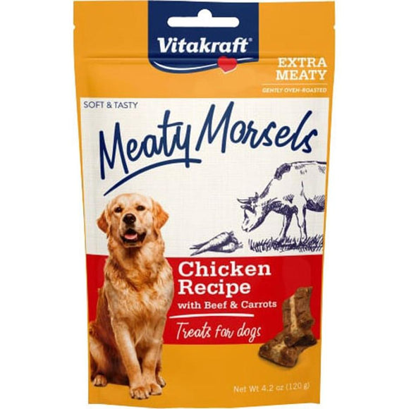 Vitakraft Meaty Morsels Dog Treat